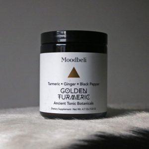 Moodbeli Golden Turmeric powder