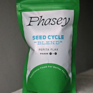 Phasey Pepita Flax Seed Cycle Blend