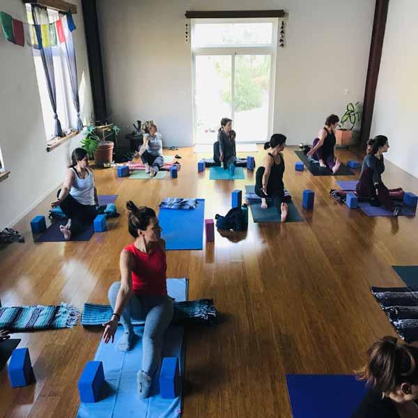 Sagrada Wellness 2018 Group Yoga